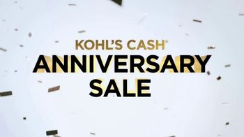 Kohl's Cash Anniversary Sale TV Spot, 'Green Like Go' Song by Rayelle