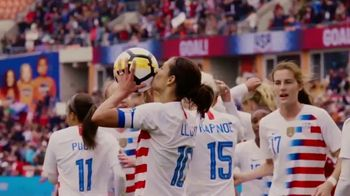 U.S. Soccer TV Spot, 'Accessibility and Inclusion for Women' - 11 commercial airings