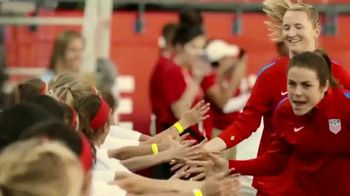 U.S. Soccer TV Spot, 'Accessibility and Inclusion for Women' - Thumbnail 6