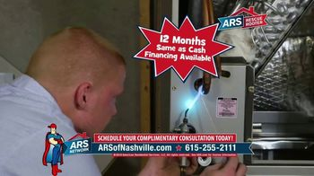 ARS Rescue Rooter Free Furnace Time TV Spot, 'Nest Thermostat' - Thumbnail 6