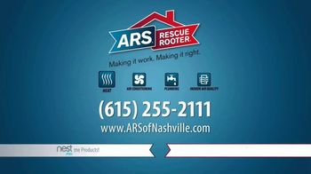 ARS Rescue Rooter Free Furnace Time TV Spot, 'Nest Thermostat' - Thumbnail 8