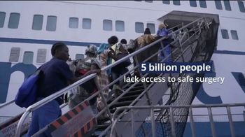 Mercy Ships TV Spot, '5 Billion People'