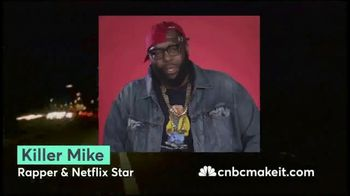 CNBC Make It TV Spot, 'Muscle Cars' Featuring Killer Mike - Thumbnail 3