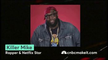 CNBC Make It TV Spot, 'Muscle Cars' Featuring Killer Mike - Thumbnail 4