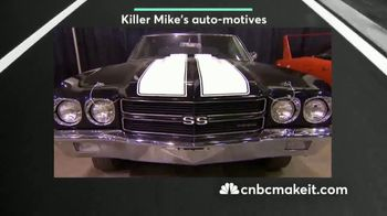 CNBC Make It TV Spot, 'Muscle Cars' Featuring Killer Mike