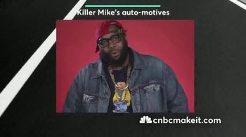 CNBC Make It TV Spot, 'Muscle Cars' Featuring Killer Mike - Thumbnail 6