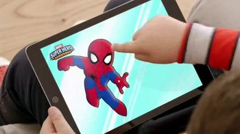 Disney Junior Appisodes TV Spot, 'Marvel Super Hero Adventures' - 175 commercial airings
