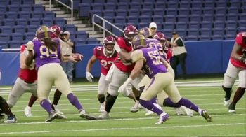 Alliance of American Football App TV Spot, 'Game Changing Fantasy Football'