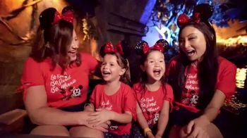 Walt Disney World TV Spot, 'Girls Trip Rules' - 156 commercial airings