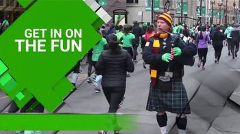 Bank of America Shamrock Shuffle 8K TV Spot, \'Chicago: Jump In\'