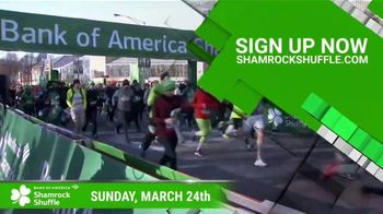Bank of America Shamrock Shuffle 8K TV Spot, 'Chicago: Jump In' - Thumbnail 6