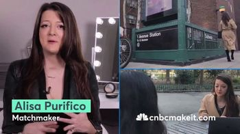 CNBC Make It TV Spot, 'Matchmaker'