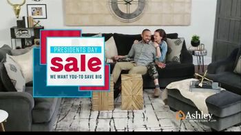 Ashley HomeStore Presidents Day Sale TV Spot, 'Final Days: Save Big' Song by Midnight Riot - Thumbnail 2