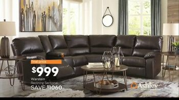 Ashley HomeStore Presidents Day Sale TV Spot, 'Final Days: Save Big' Song by Midnight Riot - Thumbnail 5
