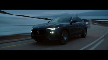 Maserati Levante GranSport TV Spot, 'Legends' [T1] - Thumbnail 3