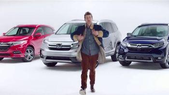 Honda Presidents Day Sale TV Spot, 'Presidential' [T2] - Thumbnail 1