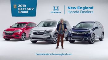 Honda Presidents Day Sale TV Spot, 'Presidential' [T2] - Thumbnail 10