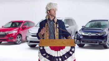 Honda Presidents Day Sale TV Spot, 'Presidential' [T2] - Thumbnail 3