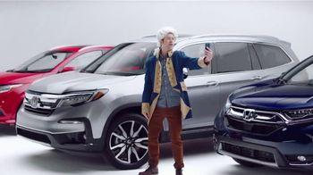 Honda Presidents Day Sale TV Spot, 'Presidential' [T2] - Thumbnail 6