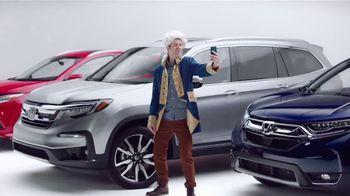 Honda Presidents Day Sale TV Spot, 'Presidential' [T2] - Thumbnail 7
