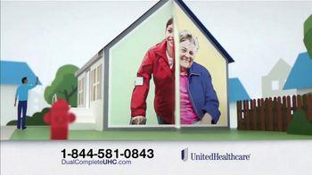 UnitedHealthcare Dual Complete TV Spot, 'That Simple' - Thumbnail 7