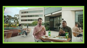 Subway Signature Wraps TV Spot, 'Mole' - Thumbnail 2