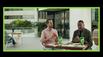 Subway Signature Wraps TV Spot, 'Mole' - Thumbnail 4