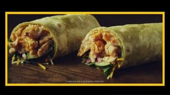 Subway Signature Wraps TV Spot, 'Mole' - Thumbnail 7
