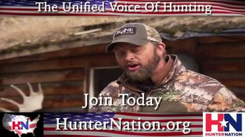Hunter Nation TV Spot, 'Unified Fight' Featuring Michael Waddell - Thumbnail 5