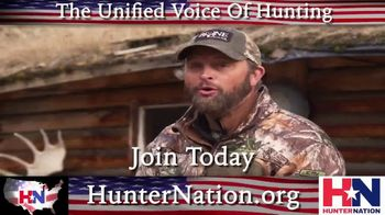 Hunter Nation TV Spot, 'Unified Fight' Featuring Michael Waddell - Thumbnail 6