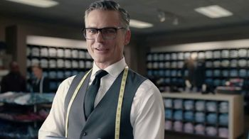 Men's Wearhouse TV Spot, 'From Suiting up to Dressing Down: 60 Percent Off'