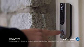 ADT Video Doorbell TV Spot, 'Free Installation' - Thumbnail 2
