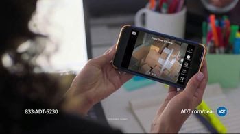 ADT Video Doorbell TV Spot, 'Free Installation' - Thumbnail 5