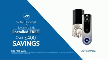 ADT Video Doorbell TV Spot, 'Free Installation' - Thumbnail 6