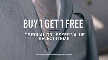 Men's Wearhouse TV Spot, 'BOGO: Suits, Sport Coats' - Thumbnail 5