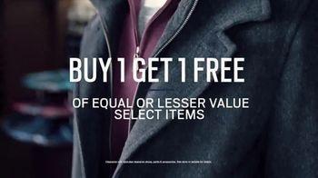 Men's Wearhouse TV Spot, 'BOGO: Suits, Sport Coats' - Thumbnail 7