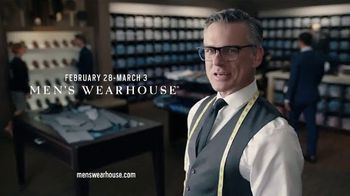 Men's Wearhouse TV Spot, 'From Suiting Up to Dressing Down'