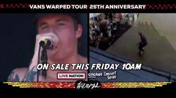 2019 Vans Warped Tour TV Spot, '25th Anniversary: Mountain View' - Thumbnail 10