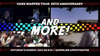 2019 Vans Warped Tour TV Spot, '25th Anniversary: Mountain View' - Thumbnail 6