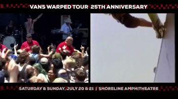 2019 Vans Warped Tour TV Spot, '25th Anniversary: Mountain View' - Thumbnail 7
