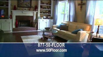 50 Floor TV Spot, '60% Off' - Thumbnail 6