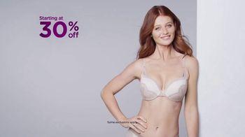 Kohl's Semi-Annual Intimates Sale TV Spot, 'Biggest Assortment' - Thumbnail 5