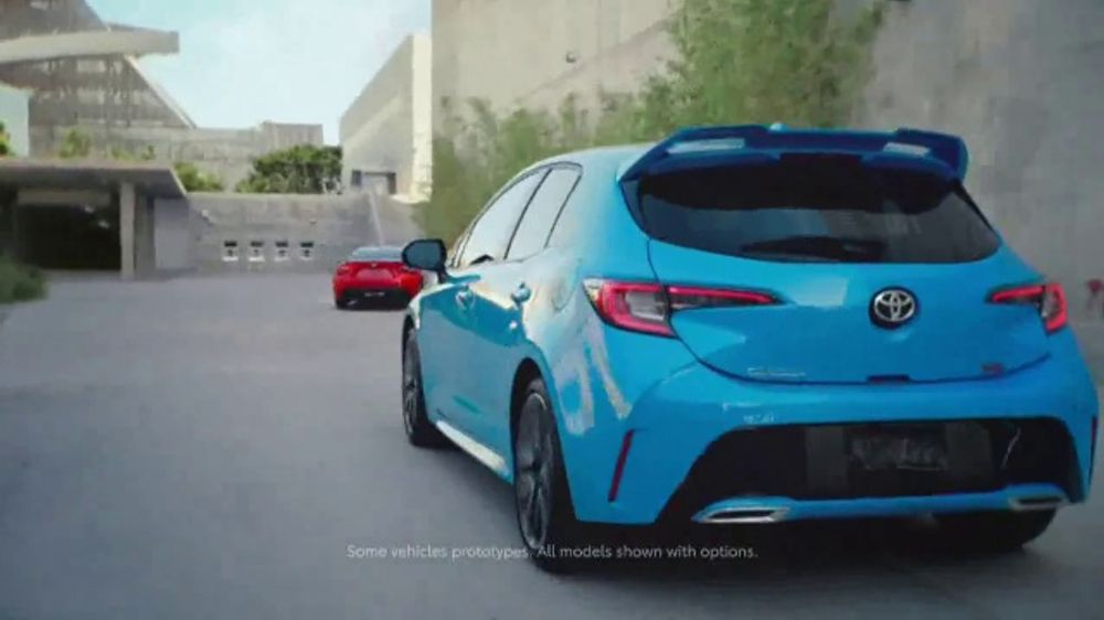 2019 Toyota Corolla Tv Commercial Tag T2 Ispot Tv