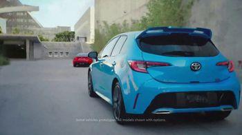 2019 Toyota Corolla TV Spot, 'Tag' [T2] - Thumbnail 2