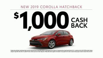 2019 Toyota Corolla TV Spot, 'Tag' [T2] - Thumbnail 9