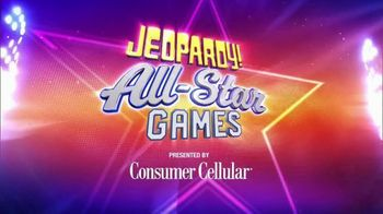 Consumer Cellular TV Spot, 'Jeopardy!: All-Star Games' - Thumbnail 8