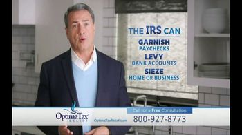 Optima Tax Relief TV Spot, 'Fresh Start Initiative: Free Consultation'