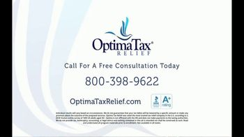Optima Tax Relief TV Spot, 'Fresh Start Initiative: The IRS Doesn't Mess Around' - Thumbnail 7