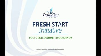 Optima Tax Relief TV Spot, 'Fresh Start Initiative: The IRS Doesn't Mess Around' - Thumbnail 4