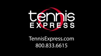 Tennis Express TV Spot, 'Clash Tennis Racquet' - Thumbnail 10